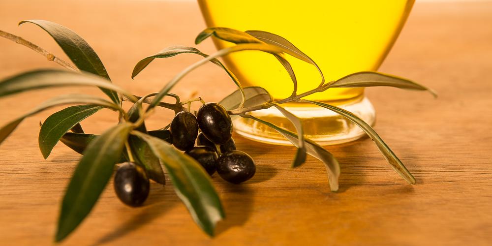 Oliviers et huile d'olive