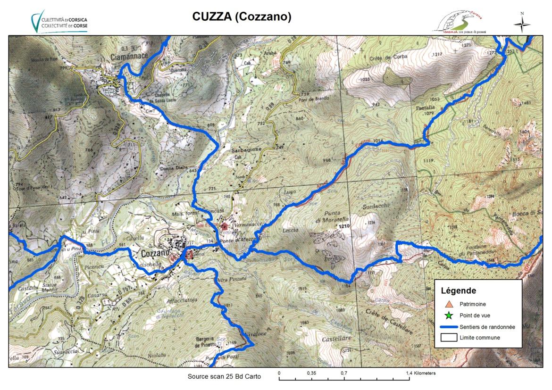 Cozzano (Cuzzà)