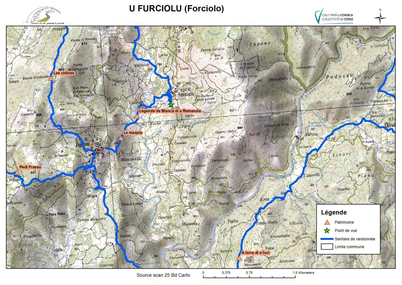 Forciolo (U Furciolu)