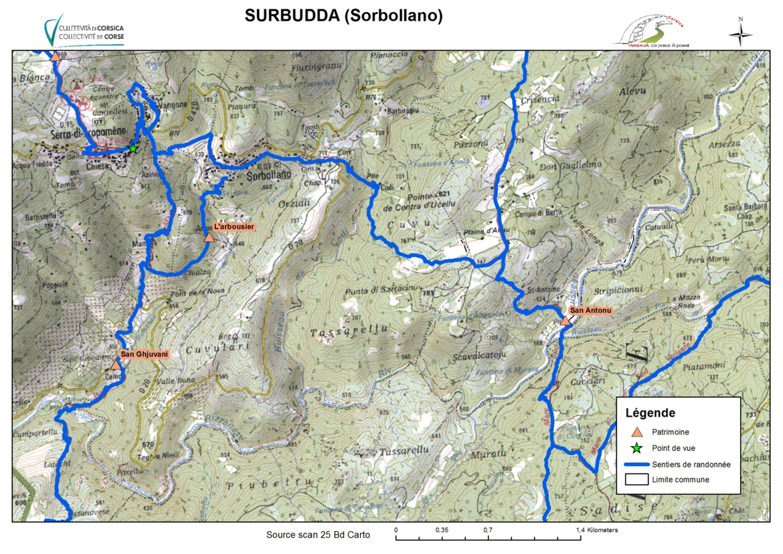 Sorbollano (Surbuddà)
