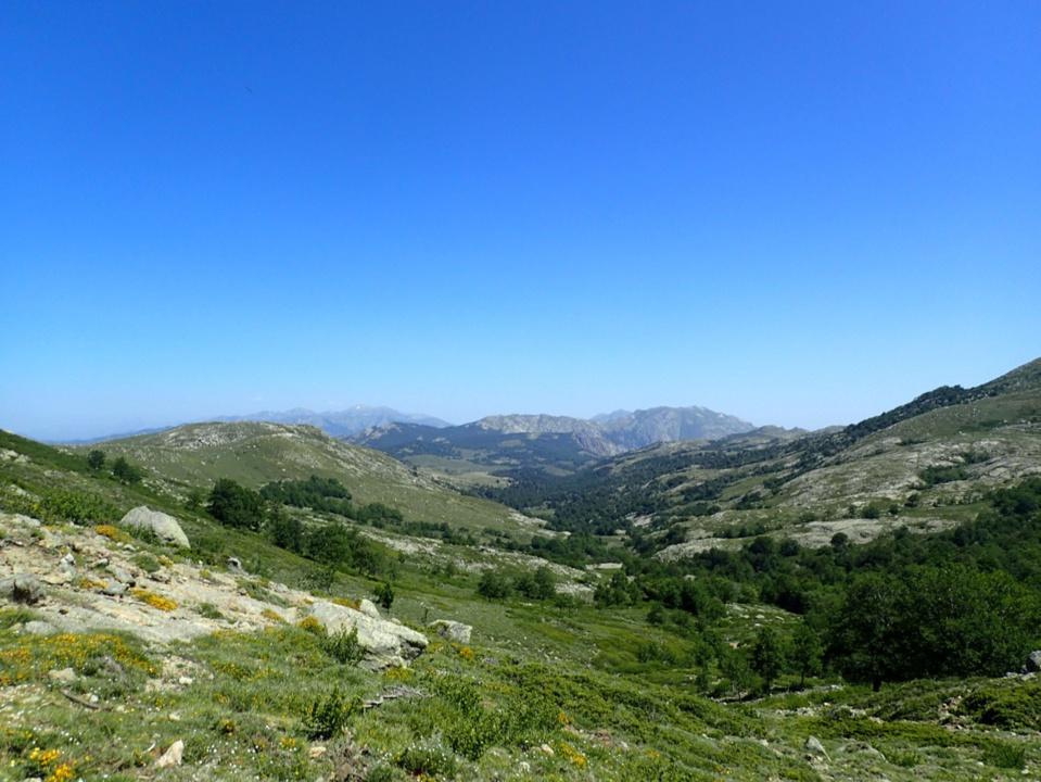 Sentiers de randonnée