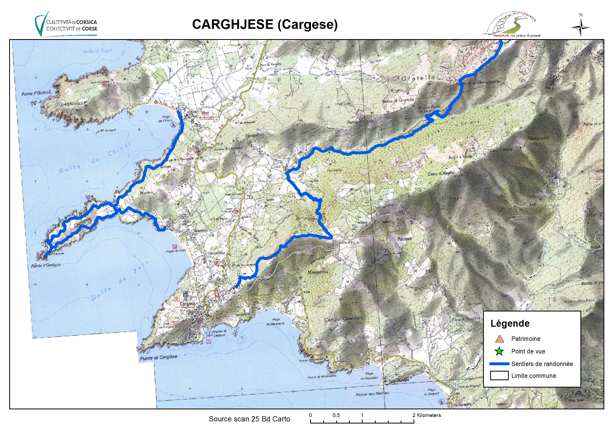 Cargese (Carghjese)