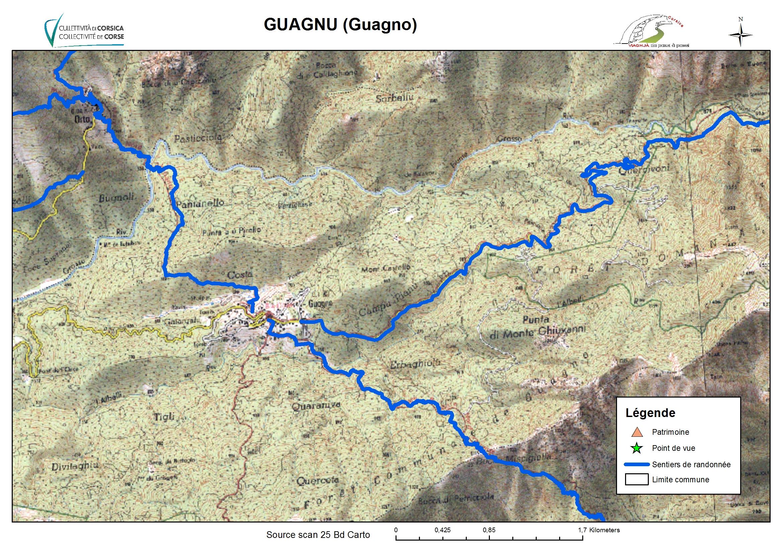 Guagno (Guagnu)