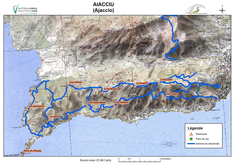 Ajaccio (Aiacciu)