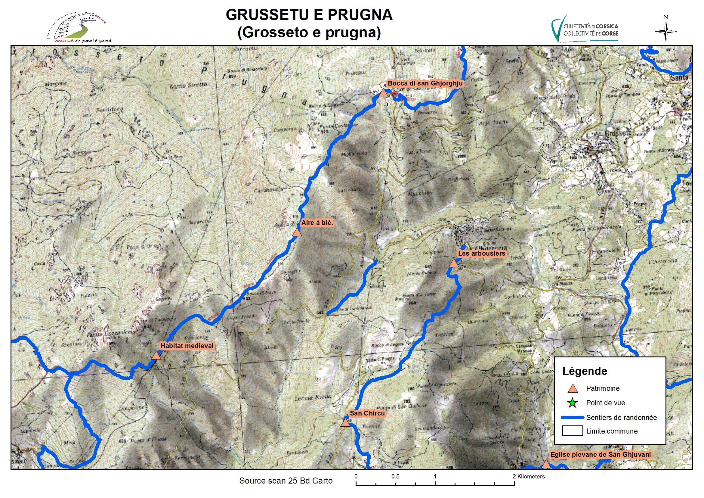 Grosseto-Prugna (Grussetu è Prugna)