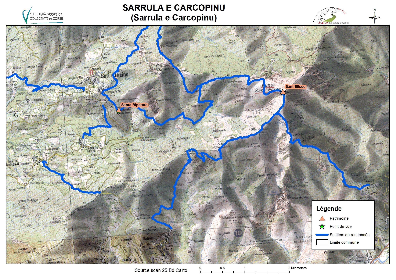 Sarrola-Carcopino (Sàrrula è Carcupinu)