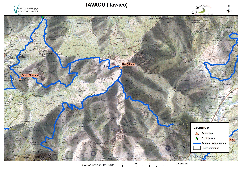 Tavaco (Tàvacu)