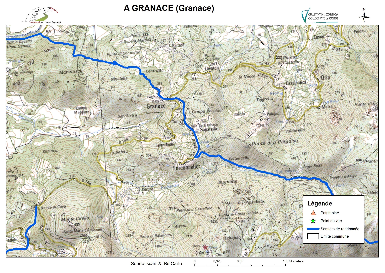 Granace (A Granaccia)
