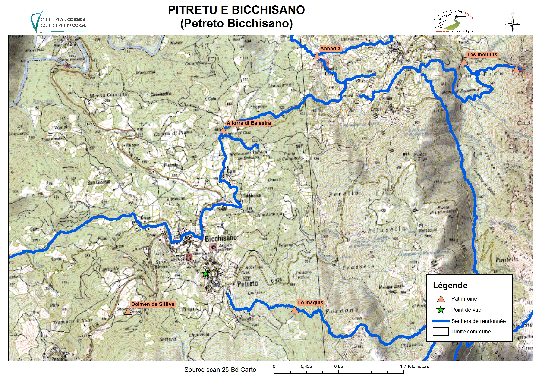 Petreto-Bicchisano (Pitretu è Bicchisgià)
