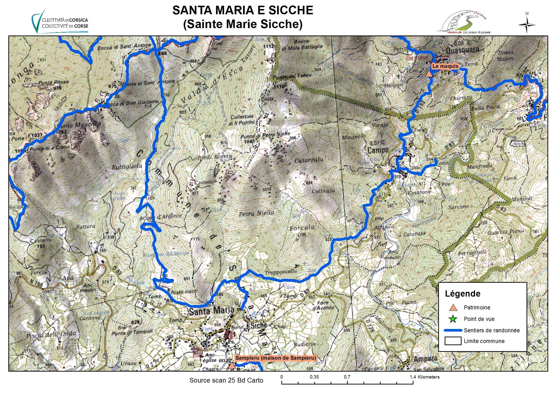 Santa-Maria-Sicche (Santa Maria è Sicchè)