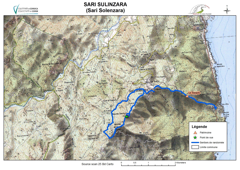 Sari-Solenzara (Sari Sulinzara)