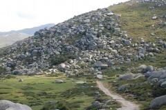 Strada Antica da a muntagna à a piaghja -  Auddé/Porti Vechju